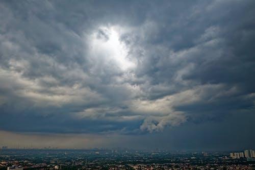 Ảnh lưu trữ miễn phí về bầu trời, những đám mây, thành phố, thành thị