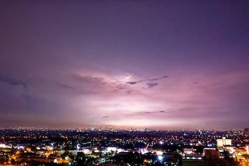 Бесплатное стоковое фото с город, городской, индонезия, небо