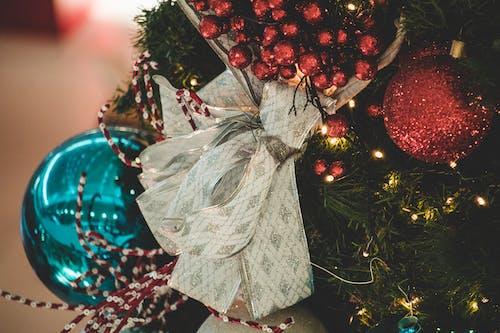 假日, 傳統, 冬季, 圣诞节背景 的 免费素材照片