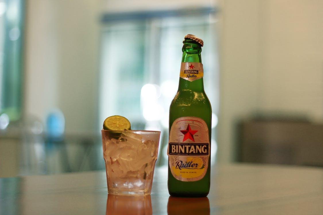 alkohol, butelka, butelka piwa