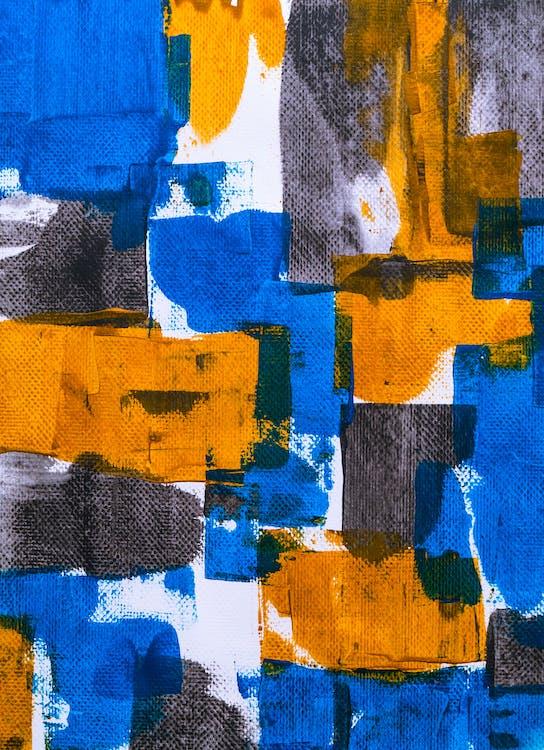 acrílic, art, art Contemporani