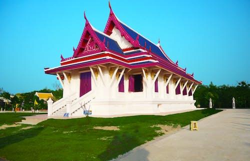 Kostenloses Stock Foto zu frieden, lumbini, thailändisches kloster
