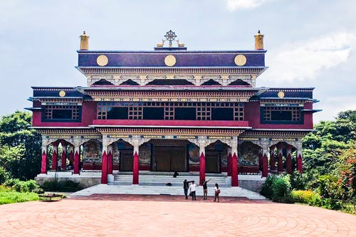 Kostenloses Stock Foto zu fulbari gumba, gumba, kloster
