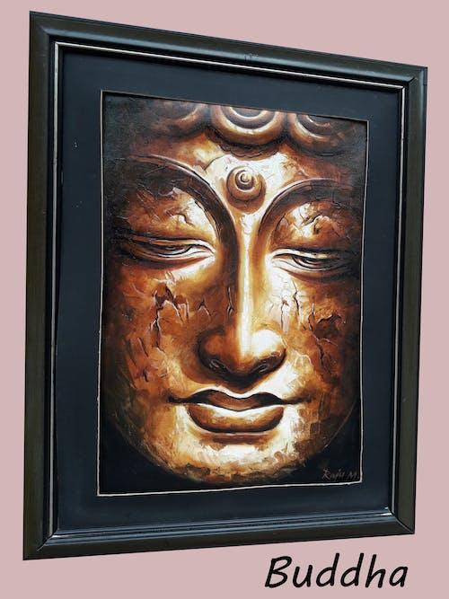 Kostenloses Stock Foto zu buddha, frieden, kunst