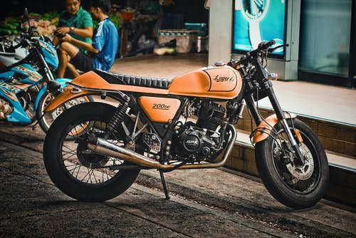 Free stock photo of motorcycle