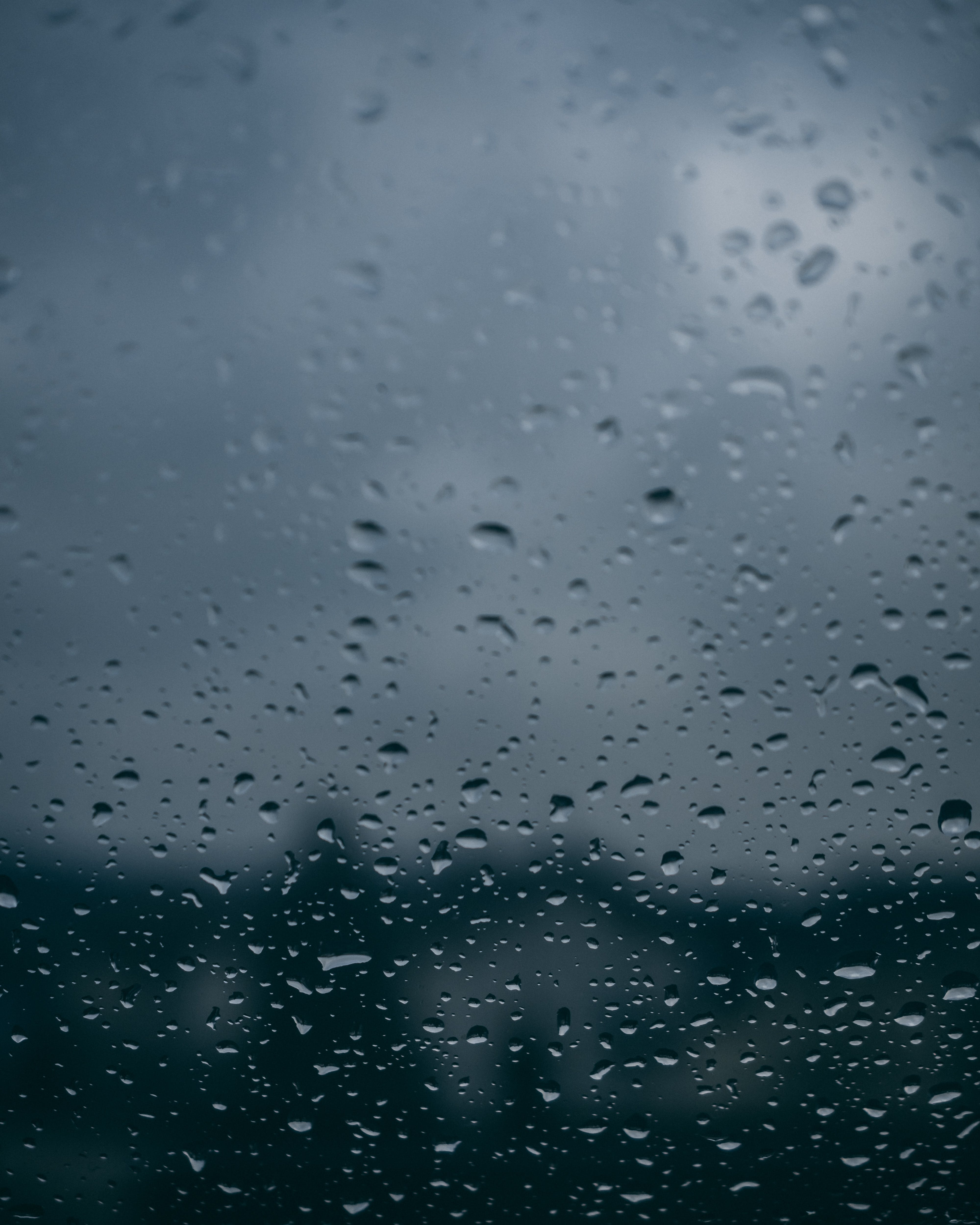 Gratis lagerfoto af glas, regn, regndråber, våd