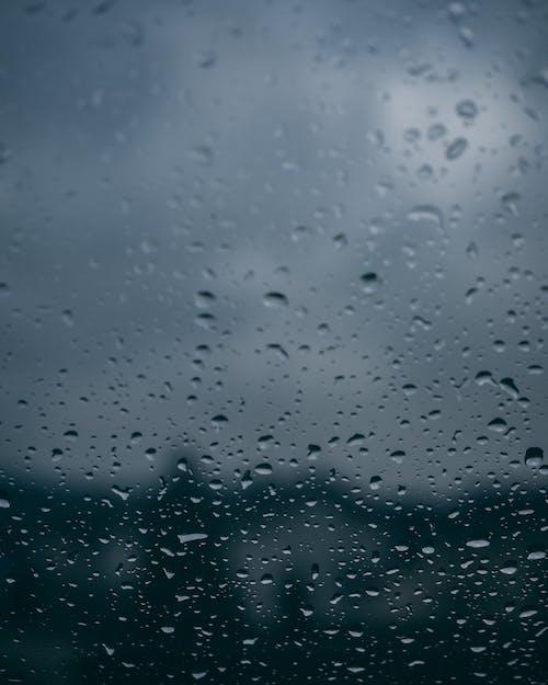 Fotos de stock gratuitas de cristal, gotas de lluvia, húmedo, lluvia