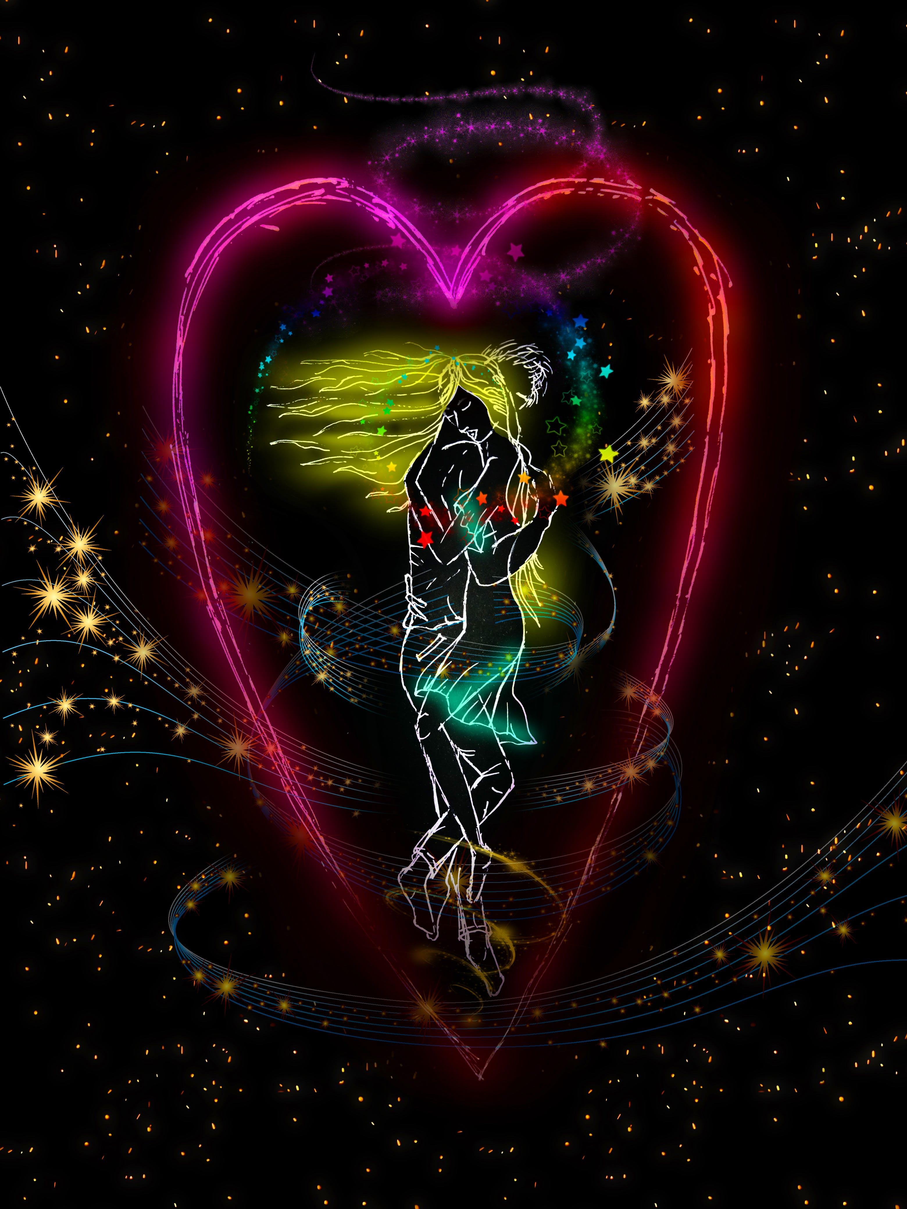 of AMO, fantasy, liebe, love