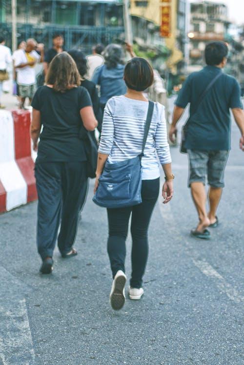 Free stock photo of walking