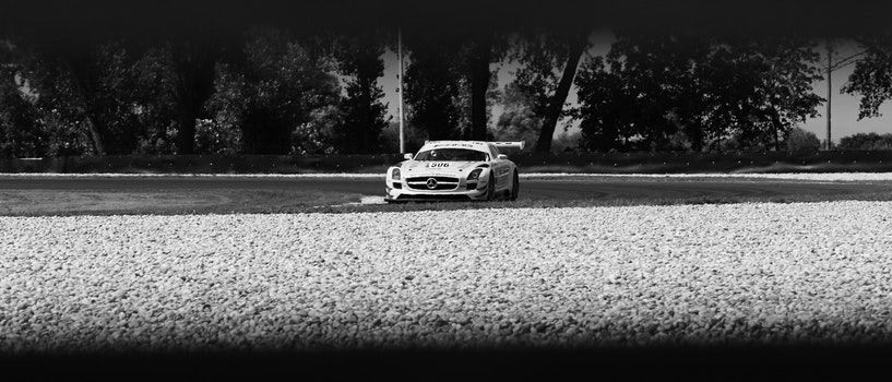 Free stock photo of race, motor sport, mercedes benz, slovakia