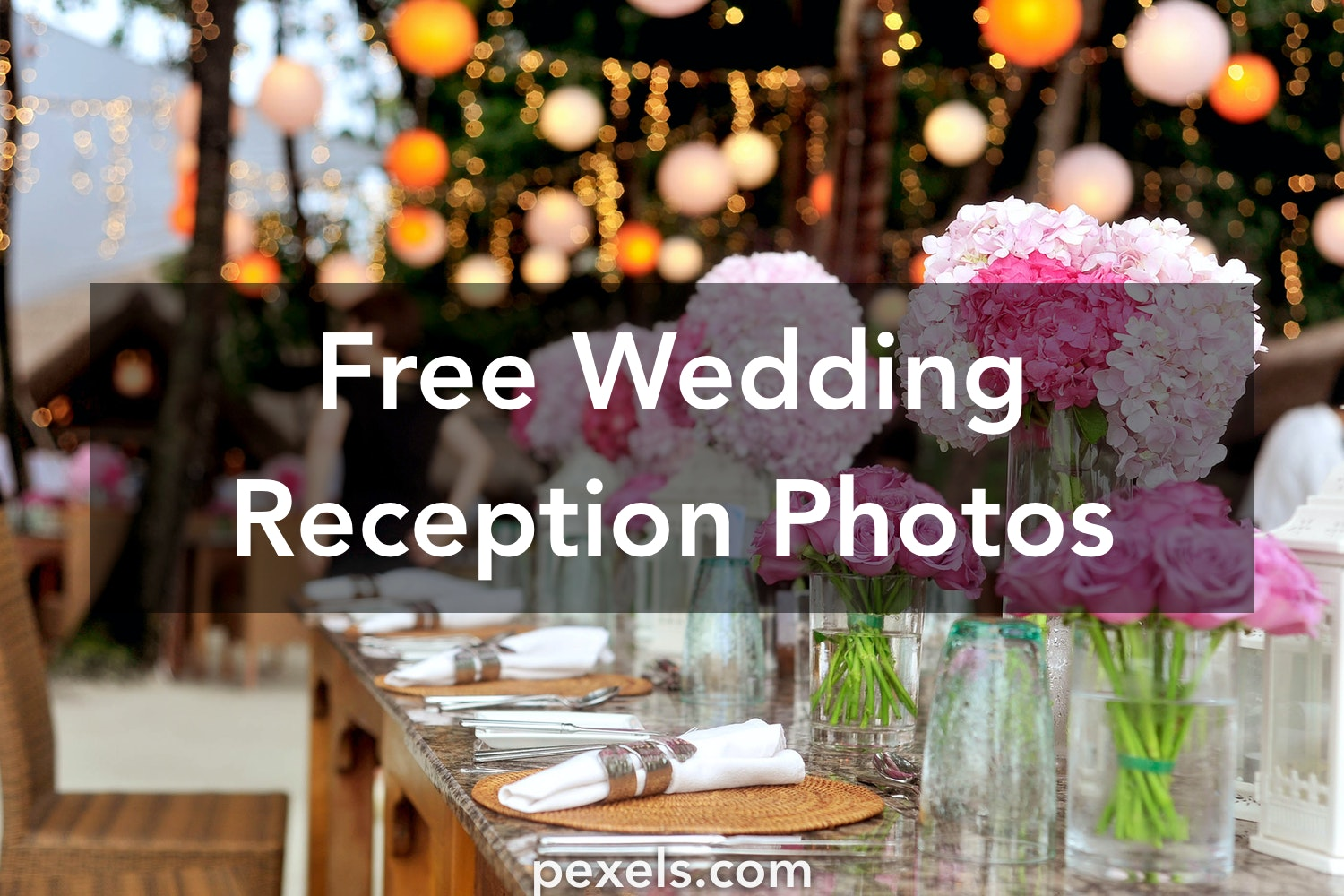 500 Great Wedding Reception Photos Pexels Free Stock Photos