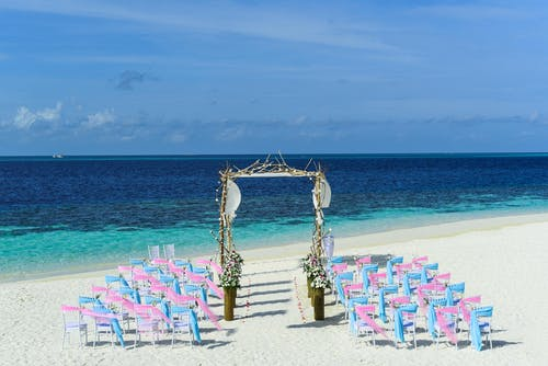 Free stock photo of Asad, atoll, decor, destination