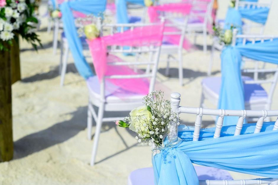 blue, blur, chairs