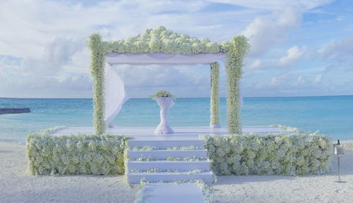 Free stock photo of Asad, atoll, beach, blue