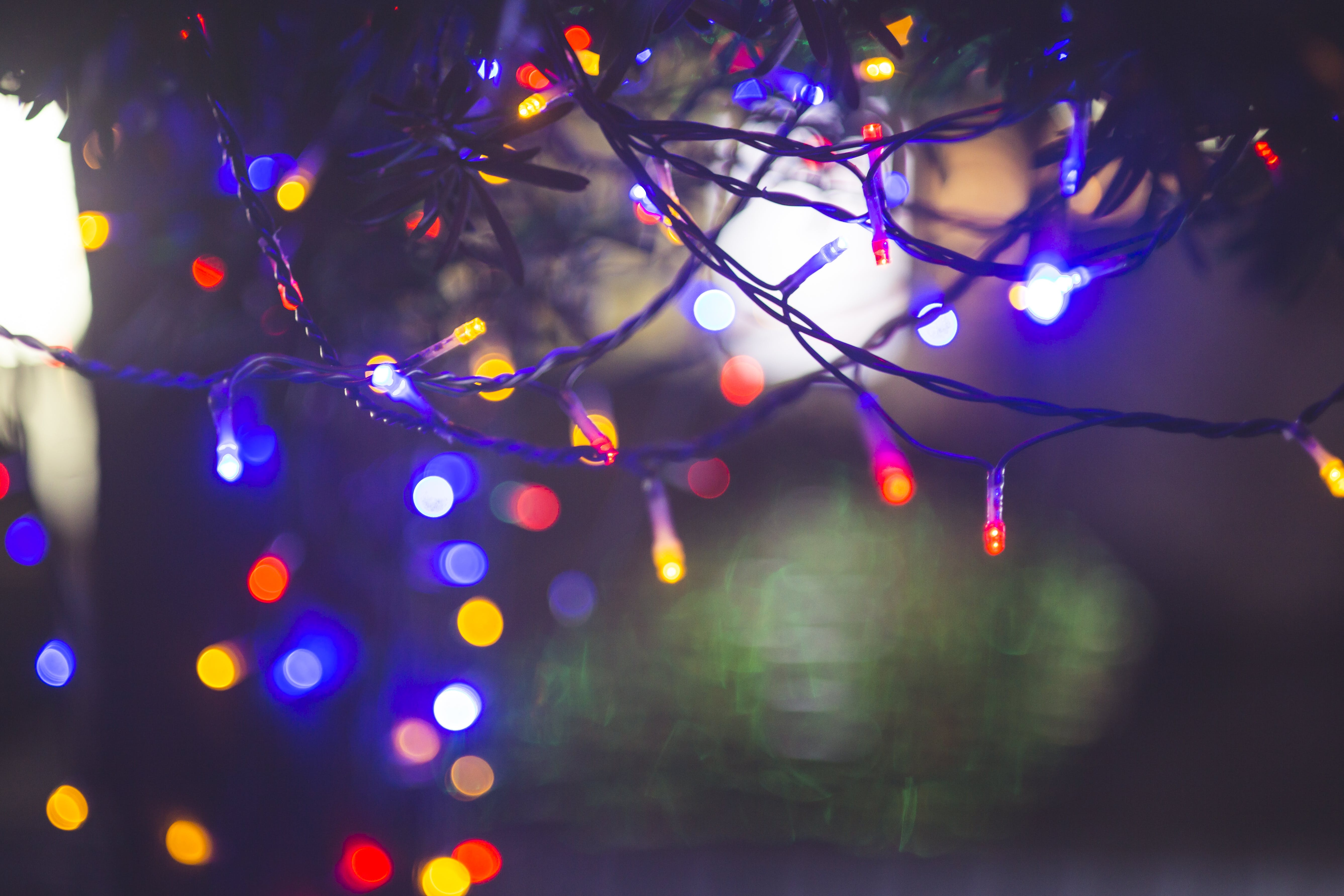 Multi-colored String Lights