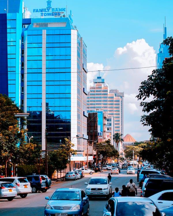 Arsitektur, bangunan, cityscape