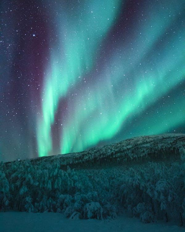 astronomi, atmosfære, bakgrunnsbilde