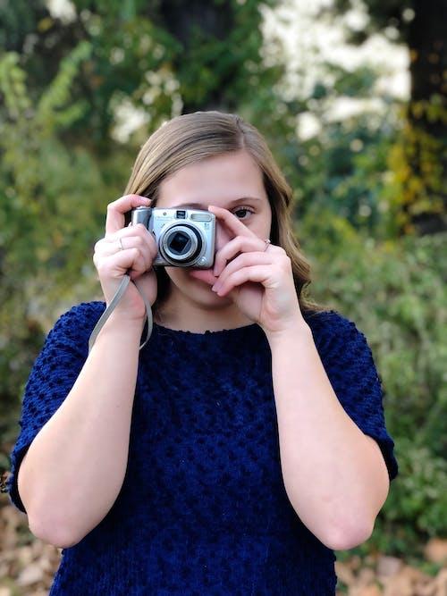 Gratis arkivbilde med ansikt, digitalt kamera, fotografi