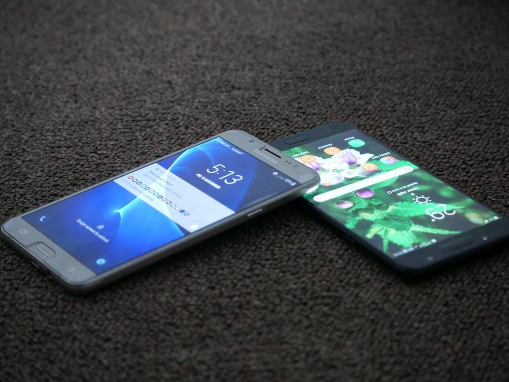 Free stock photo of samsung j7 2016, samsung phones, smartphone