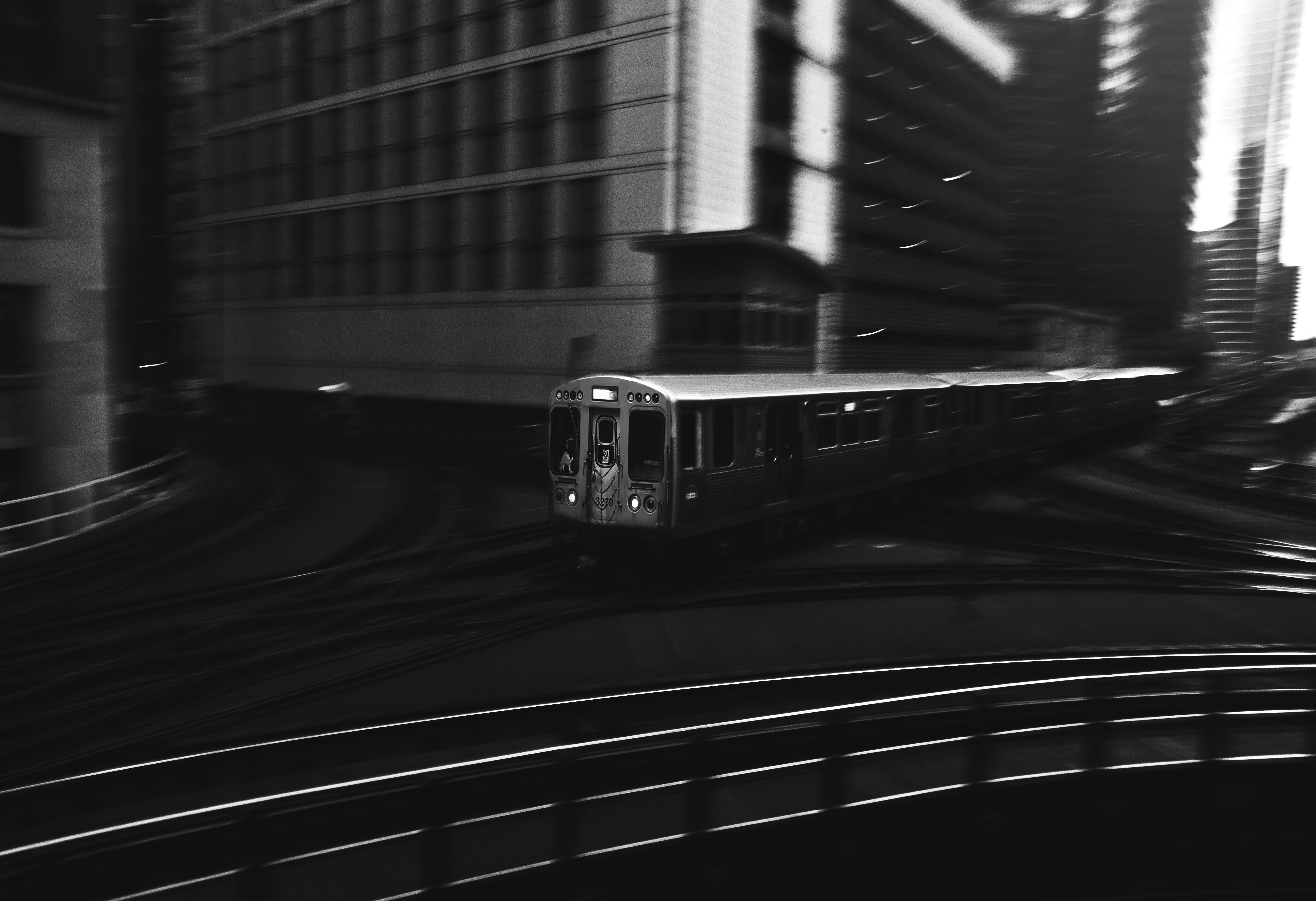 Kostenloses Stock Foto zu beleuchtung, innenstadt, langzeitbelichtung, stadt