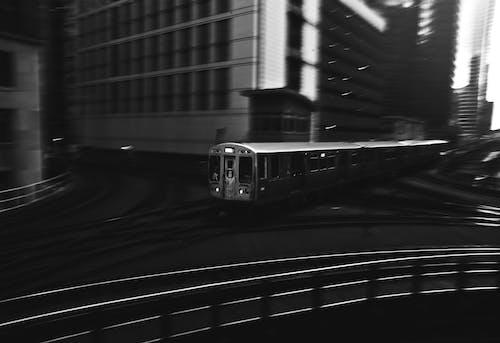 คลังภาพถ่ายฟรี ของ การเปิดรับแสงนาน, ซ้อนเวลา, ตัวเมือง, ถนน