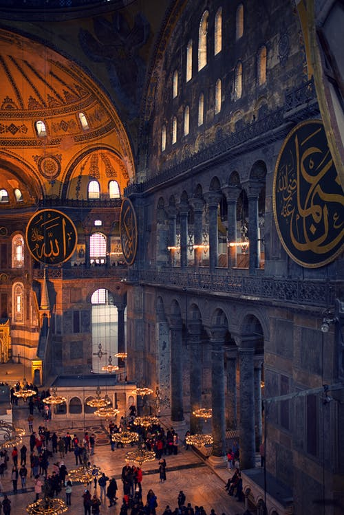Free stock photo of 35mm, islam, Istanbul, mosque