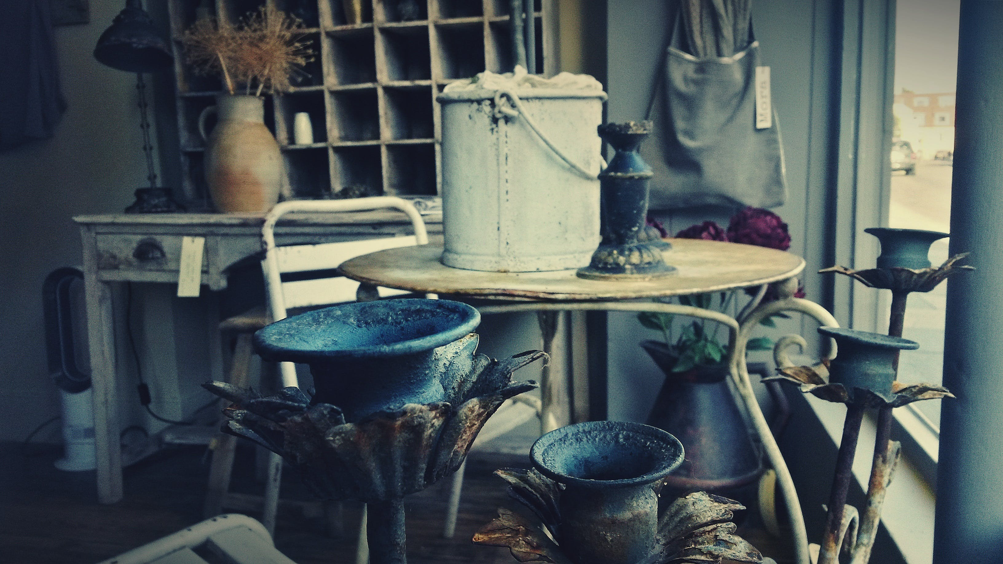 Free stock photo of antique, antiques, shop, store