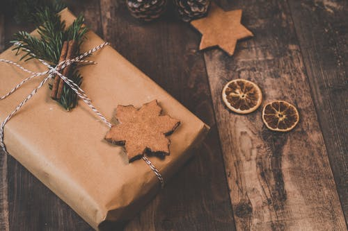 Foto d'estoc gratuïta de do, nadal, presentar, rústic