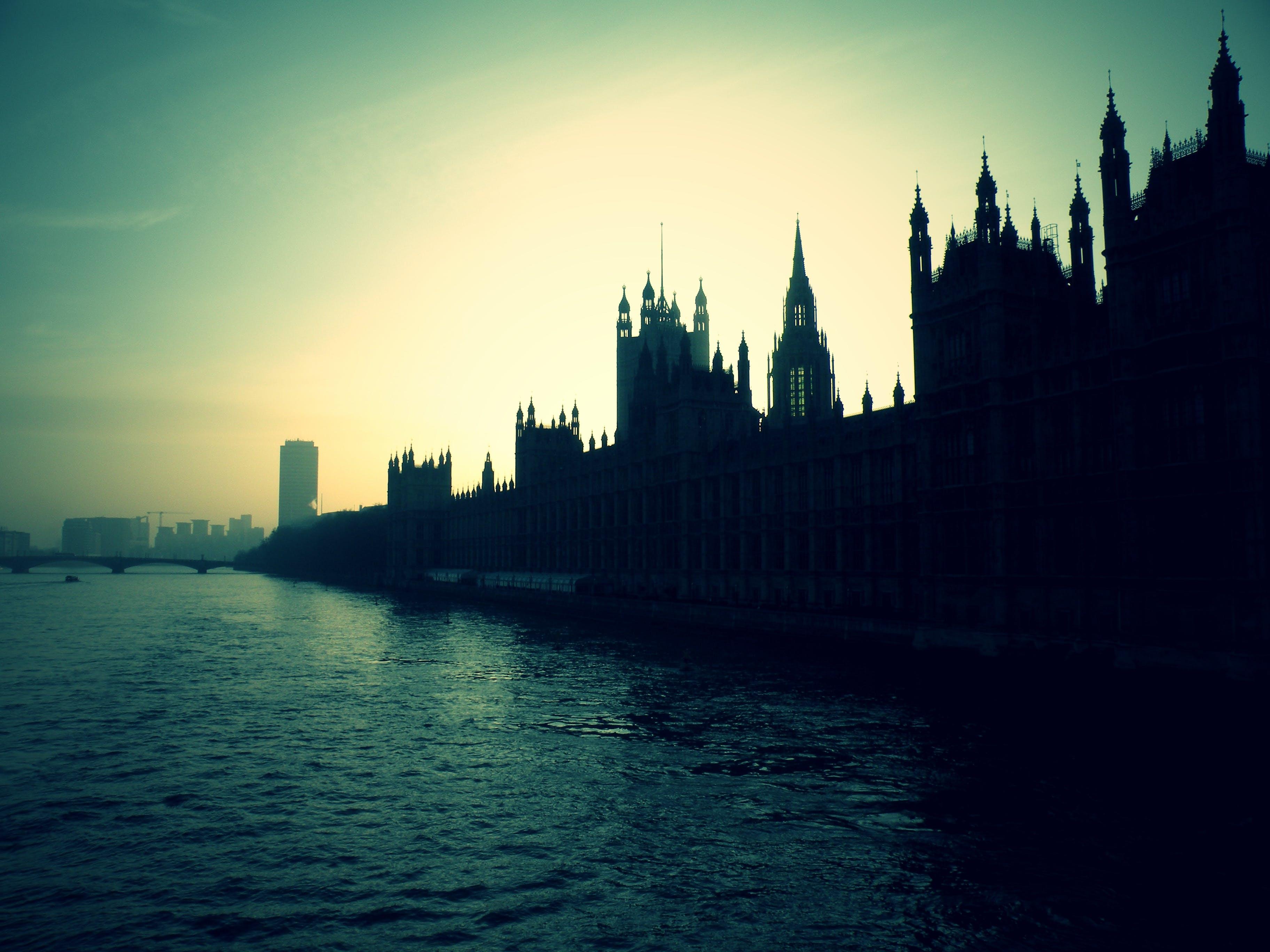 Kostnadsfri bild av arkitektur, byggnad, gryning, london
