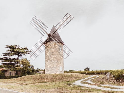 Photo Of Windmill