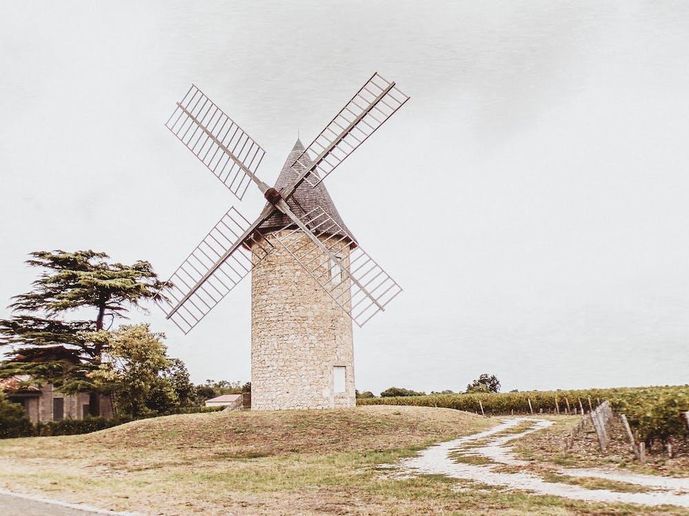 Photo Of Windmill