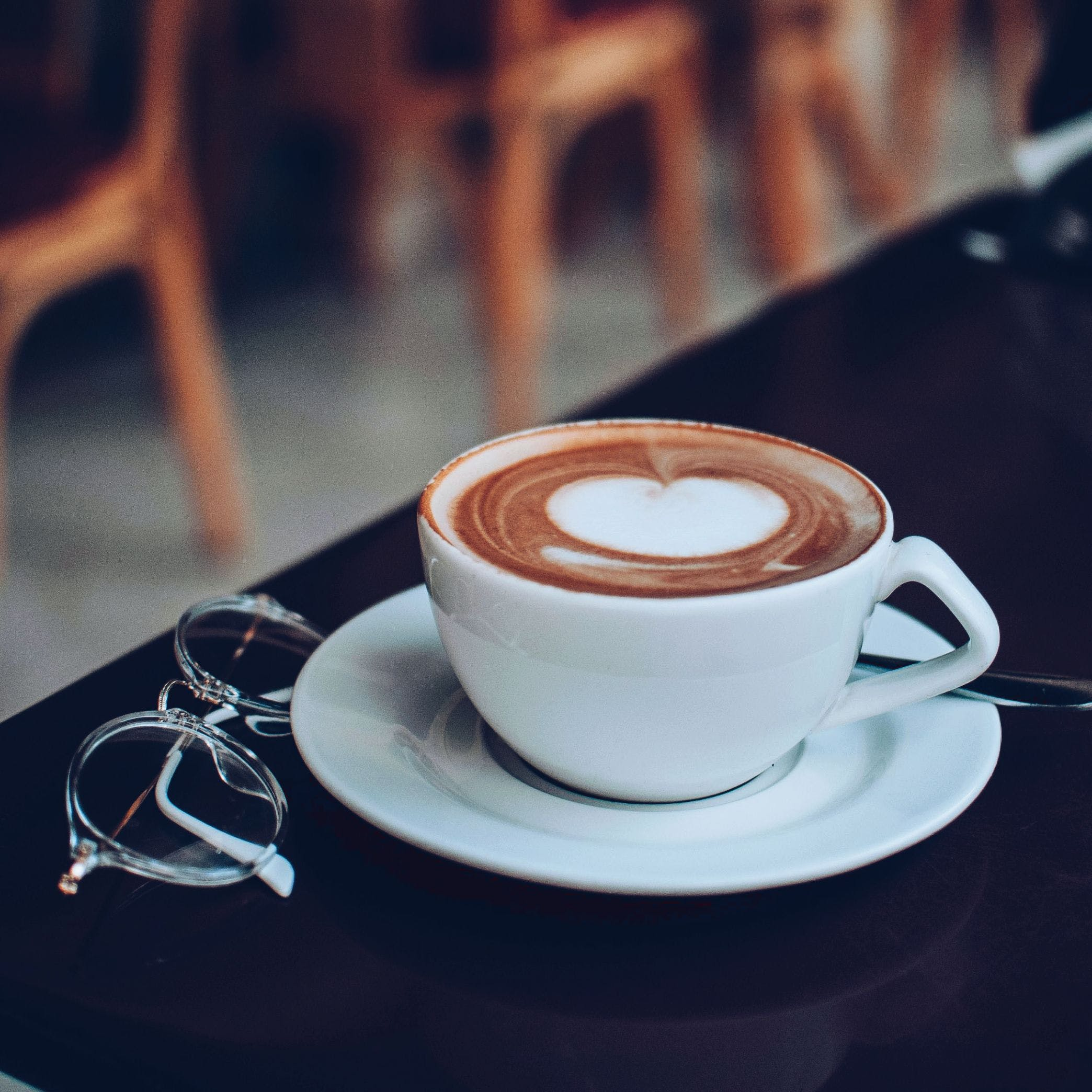 Selective Focus Photography Of Cappuccino