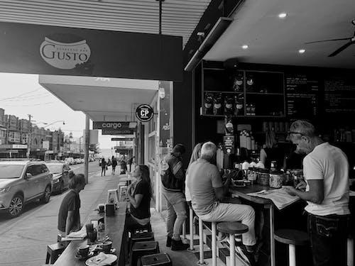 Gratis arkivbilde med australia, barkafé, coogee, gate scene