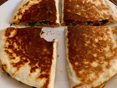 Gratis arkivbilde med bit, lunsj, mat, meksikansk mat
