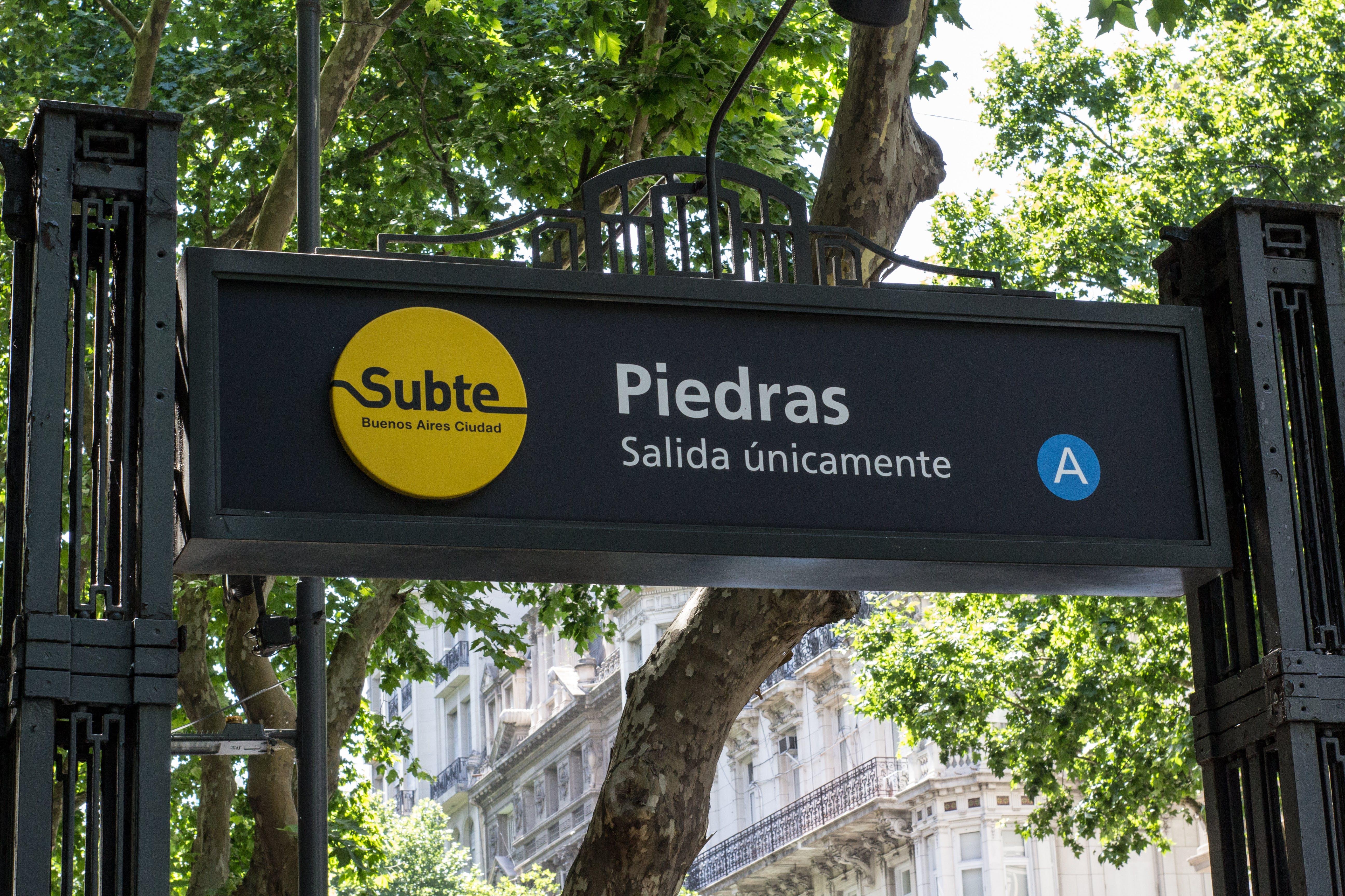 Free stock photo of Argentina, subway
