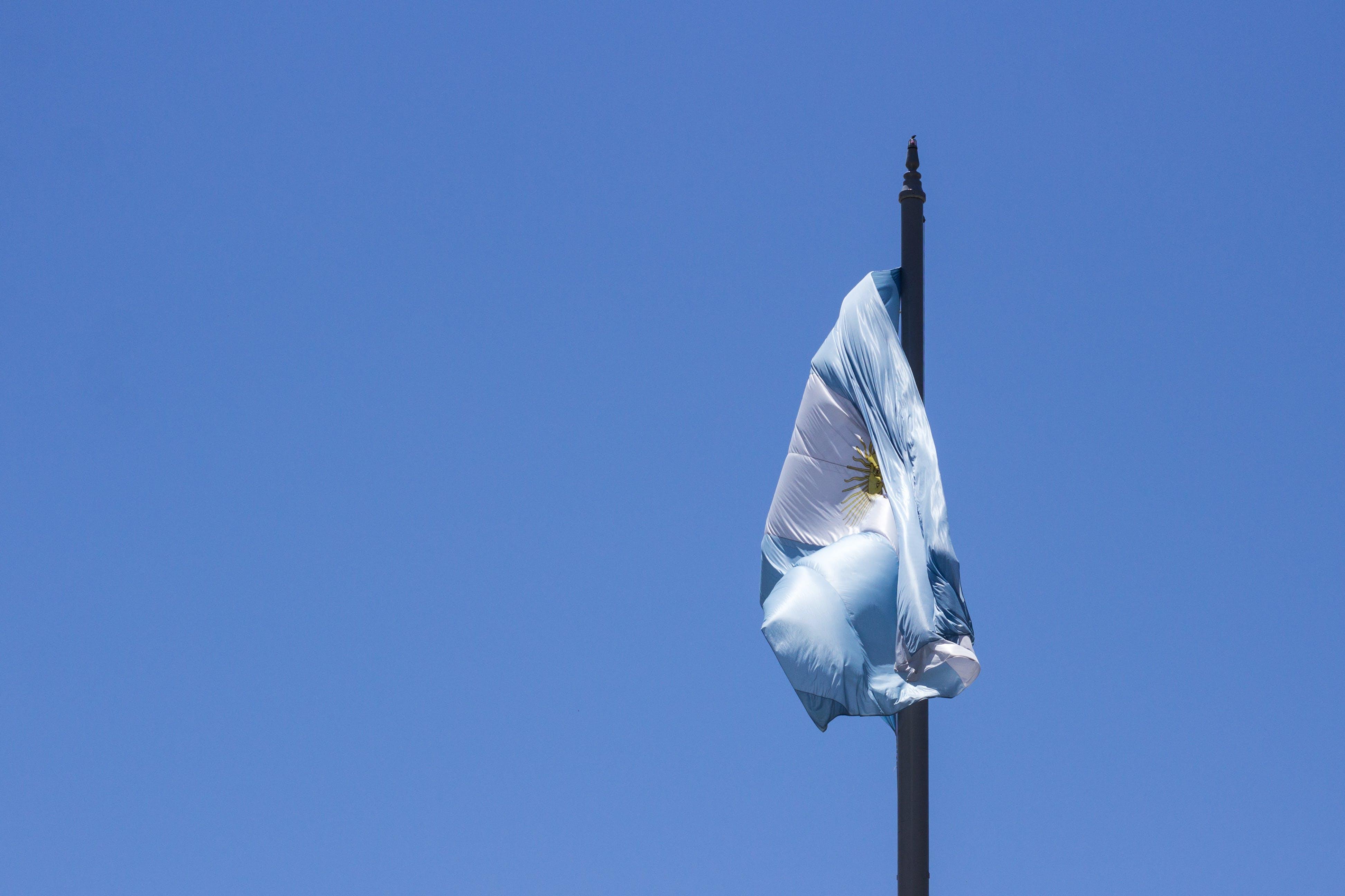 Free stock photo of Argentina, flag