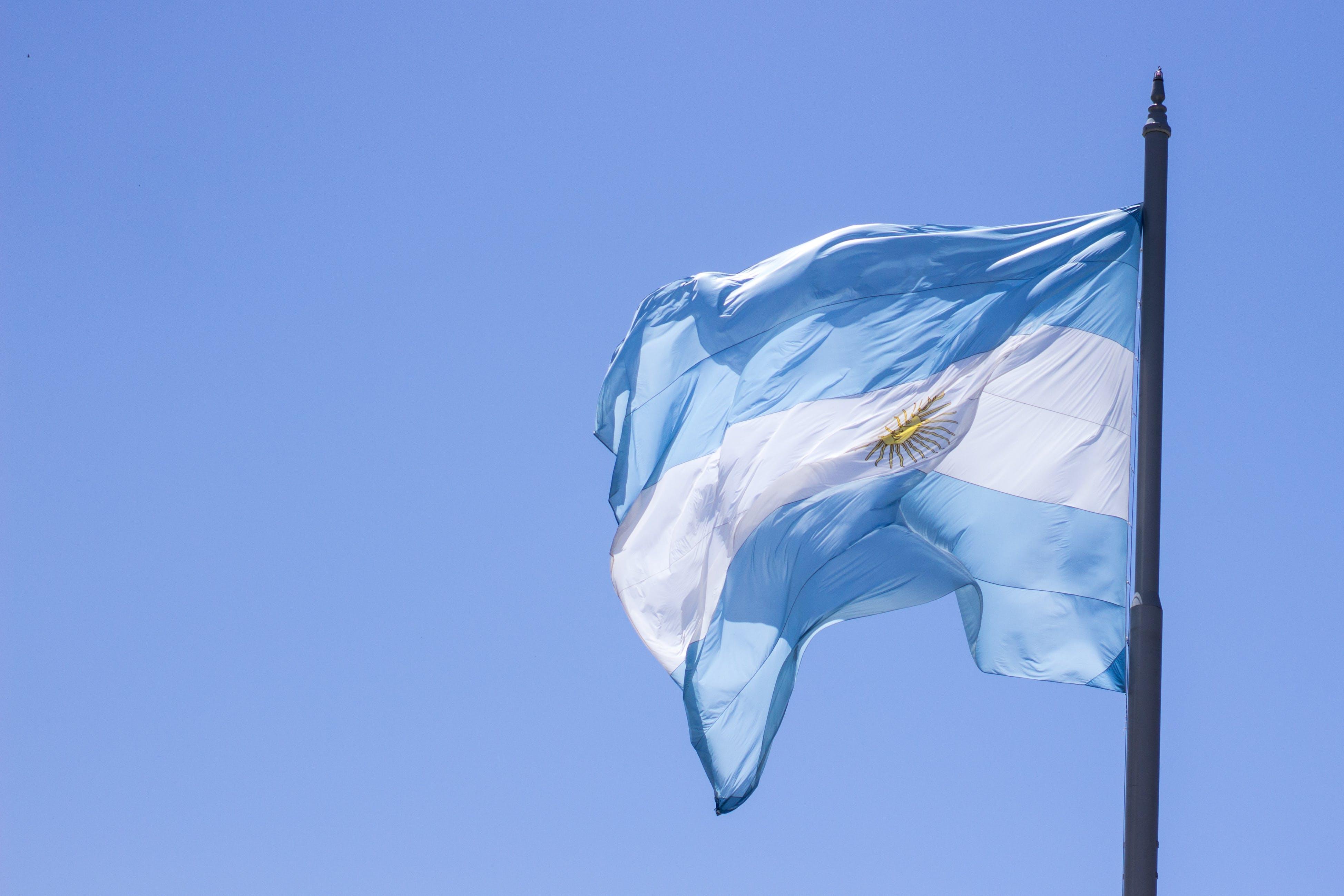 Free stock photo of Argentina, argentina flag, flag