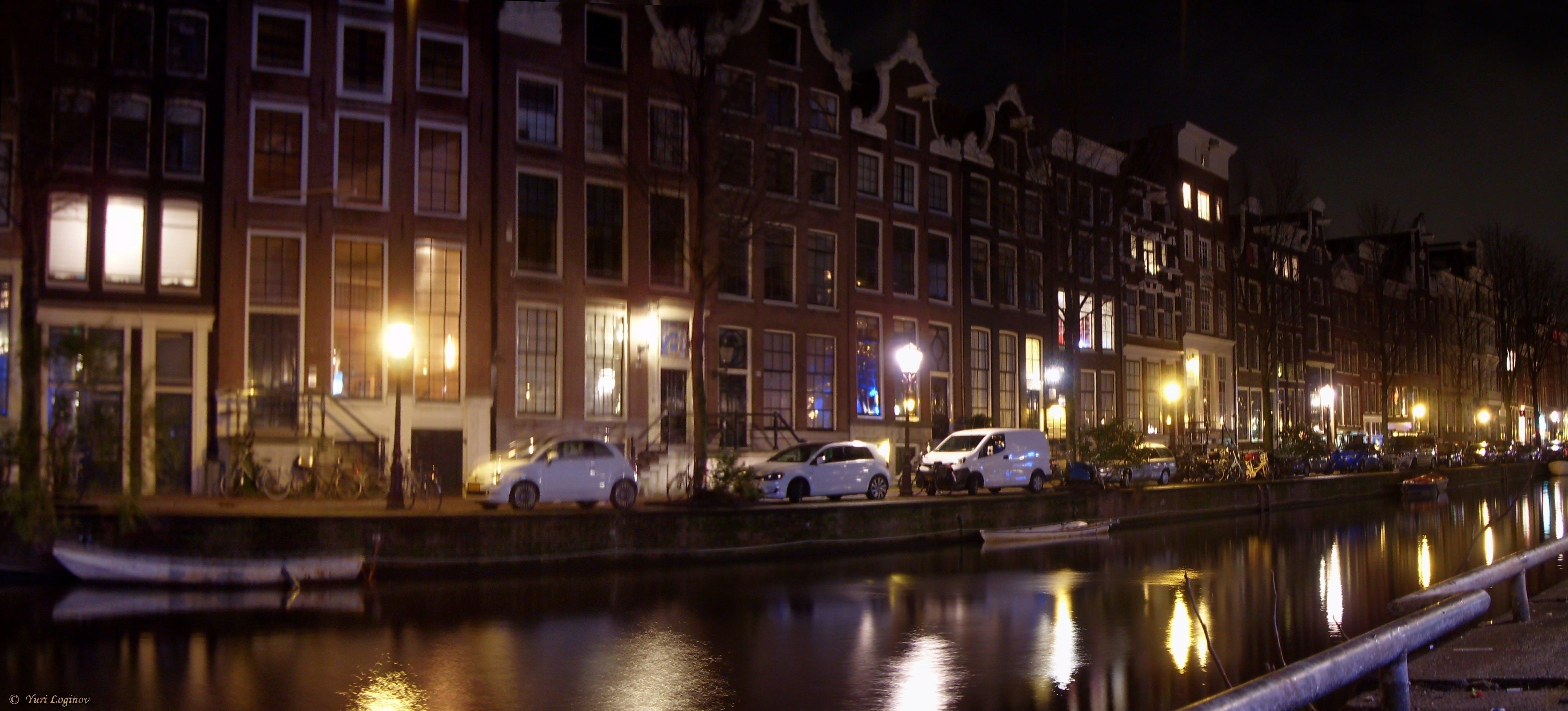 Free stock photo of amsterdam, De Wallen, netherlands, Oudezijds Achterburgwal