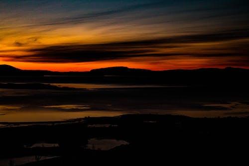Free stock photo of iceland, skyline