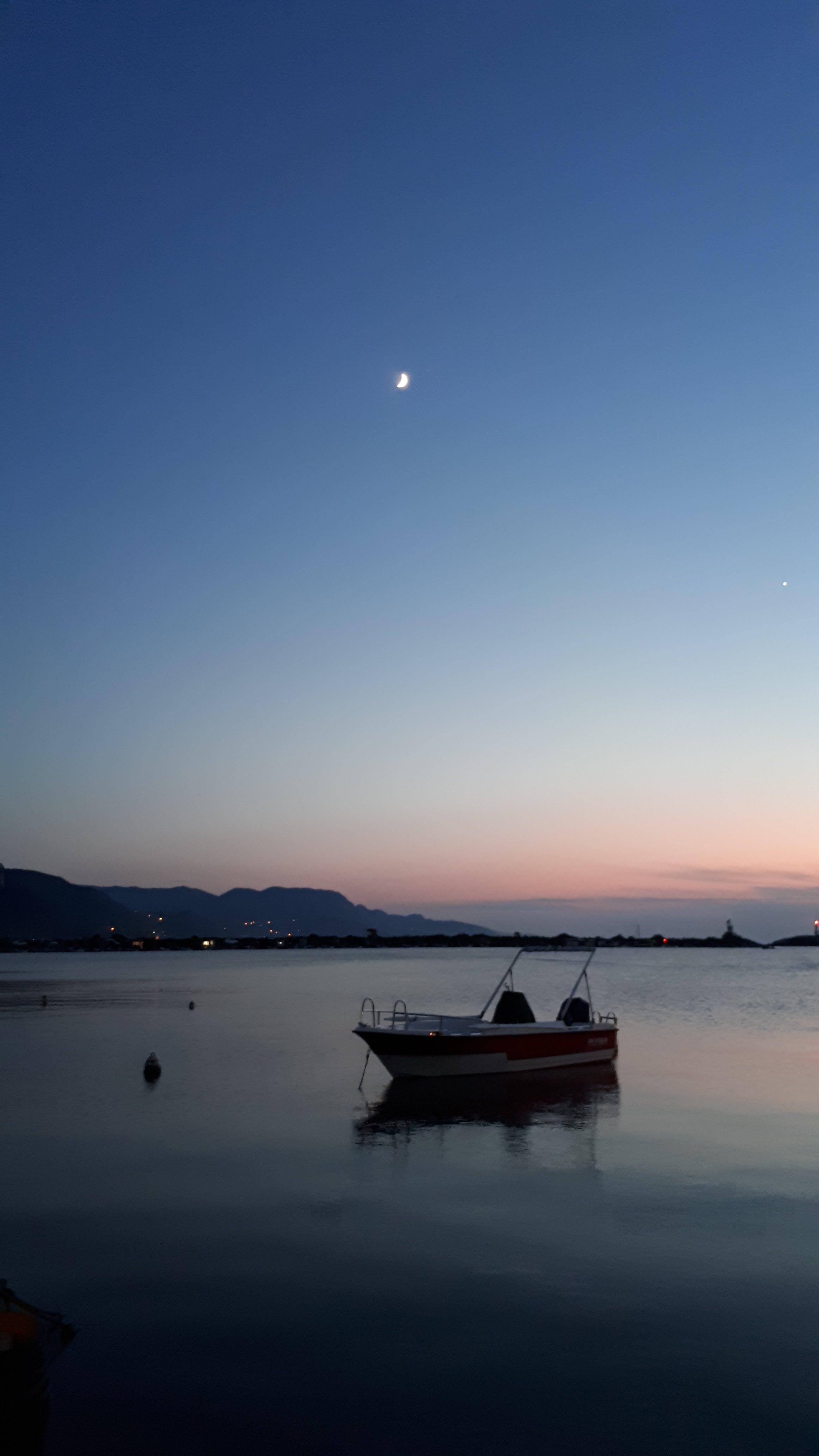 Free stock photo of blacksea, boat, calm, calm waters
