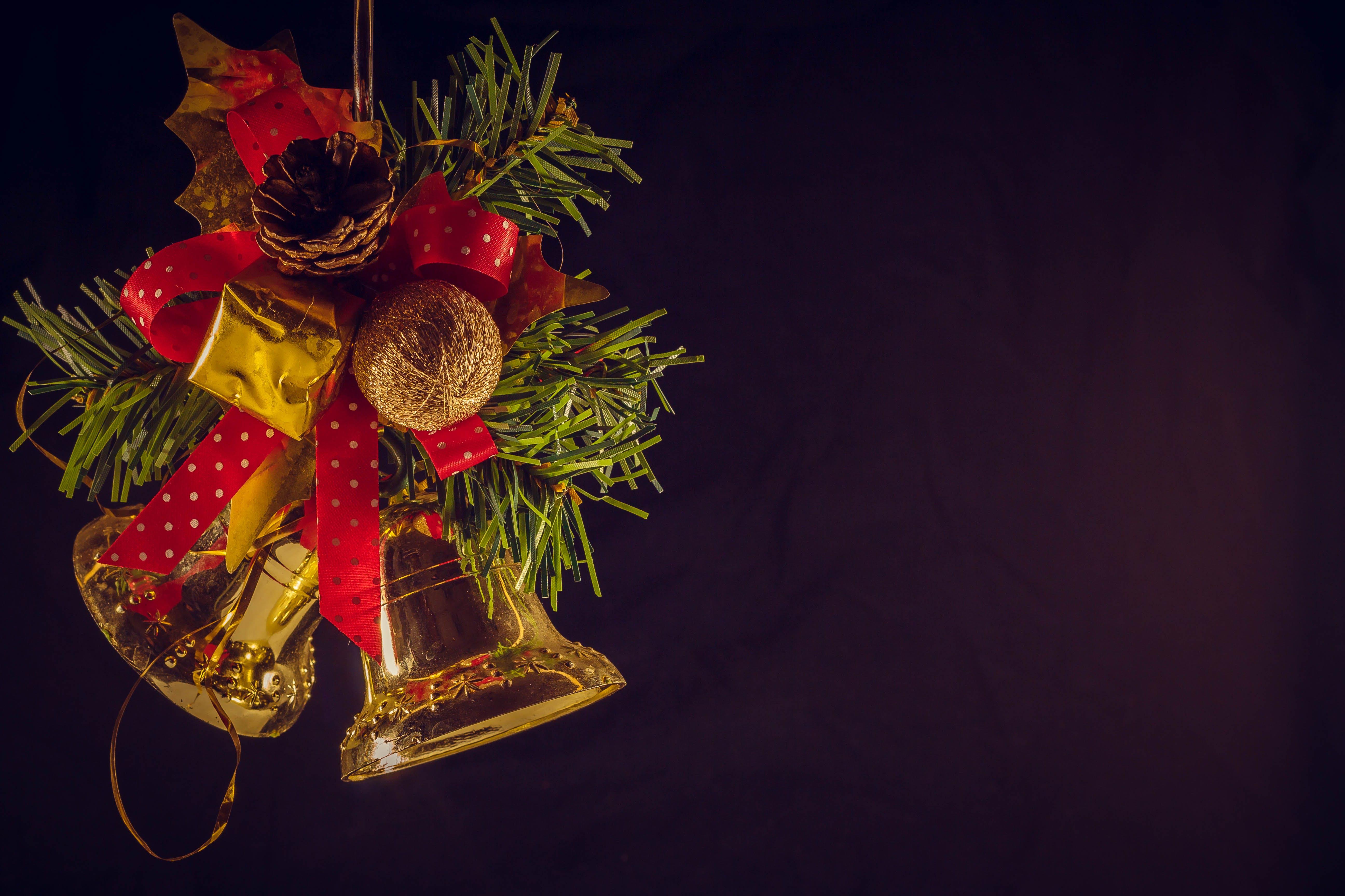 Hanging Christmas Bells Decors