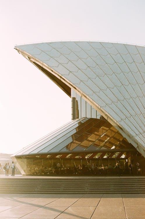 à l'intérieur, architecture, articles en verre