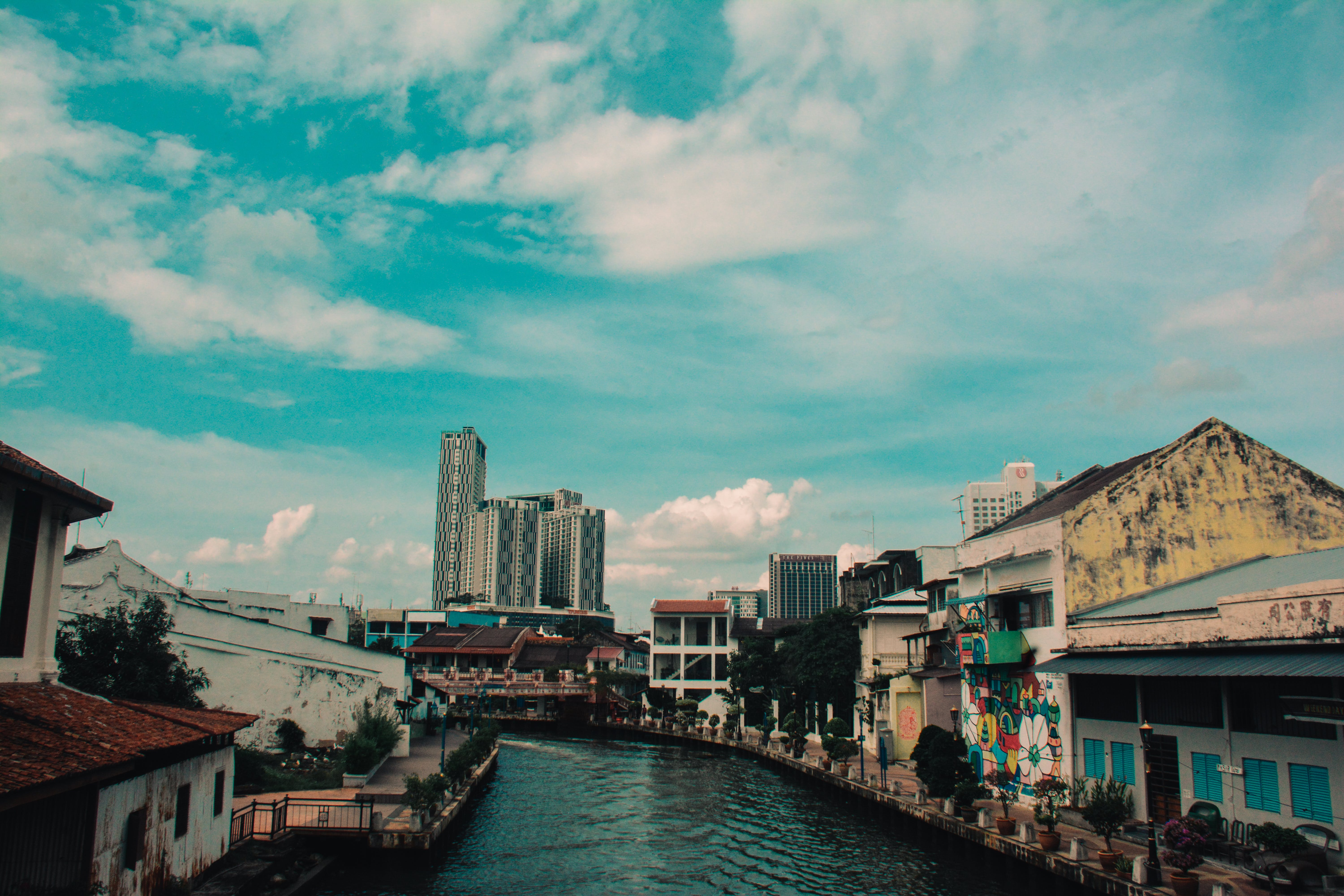 Free stock photo of bandarmelaka, lakeside, malacca, malaccacity
