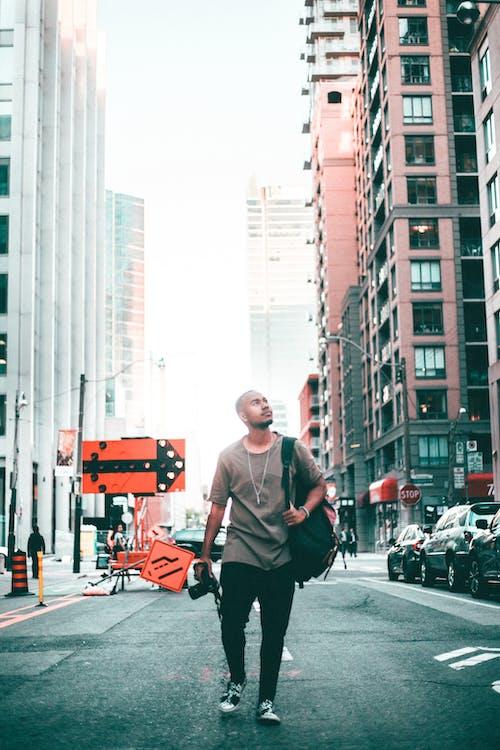 Foto d'estoc gratuïta de carrer, carretera, ciutat, downtown de toronto