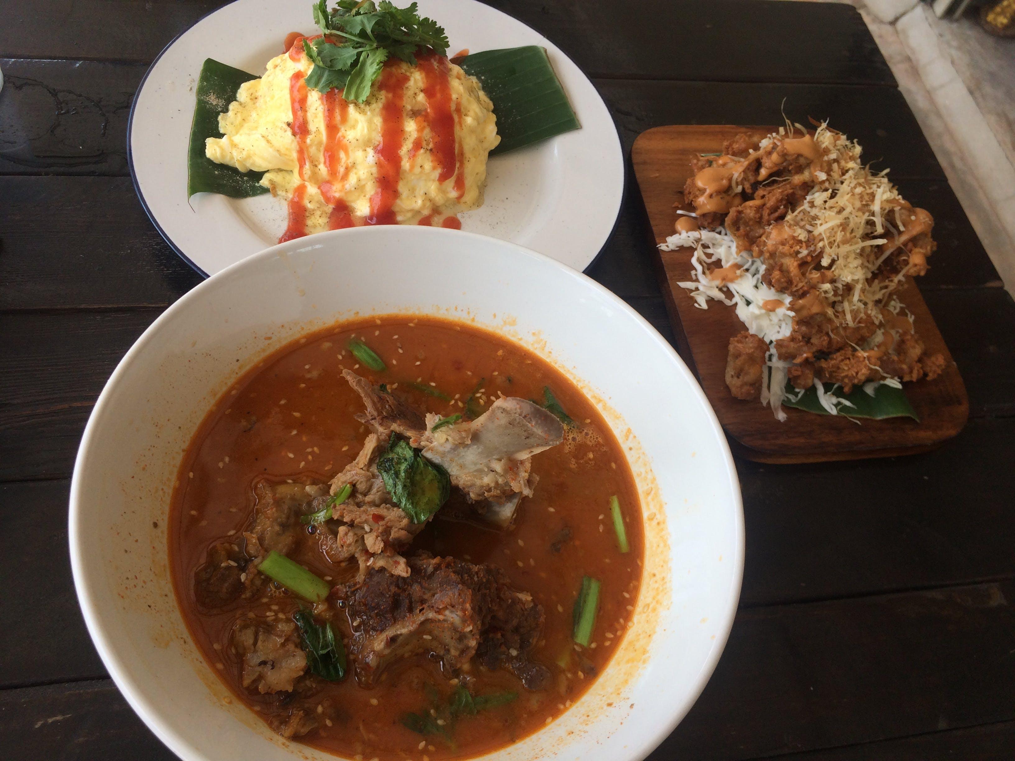 Free stock photo of thai food, อาหารไทย
