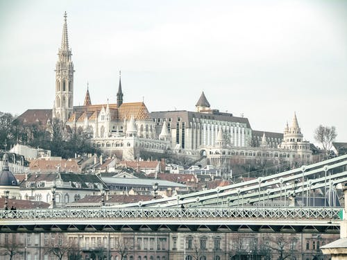Free stock photo of Budapest, buildings, church