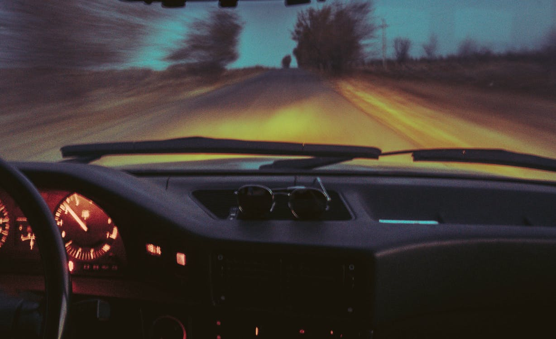 汽車, 路, 道路