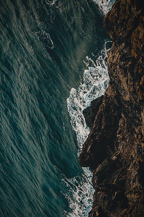 Adobe Photoshop, hiekkaranta, kivet