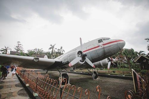 Gratis lagerfoto af flyvemaskine, historie