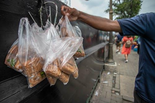 Gratis lagerfoto af krydret, street food